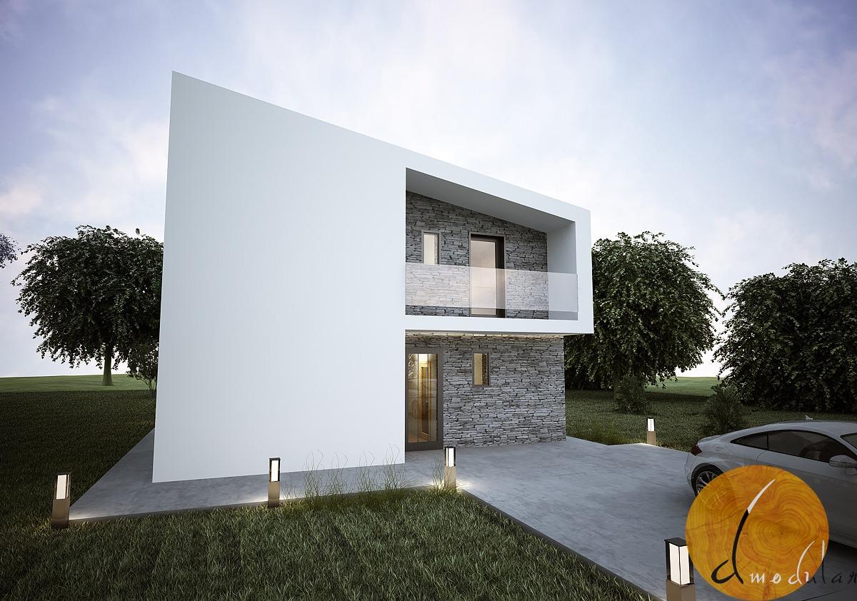 Casas modulares Cáceres