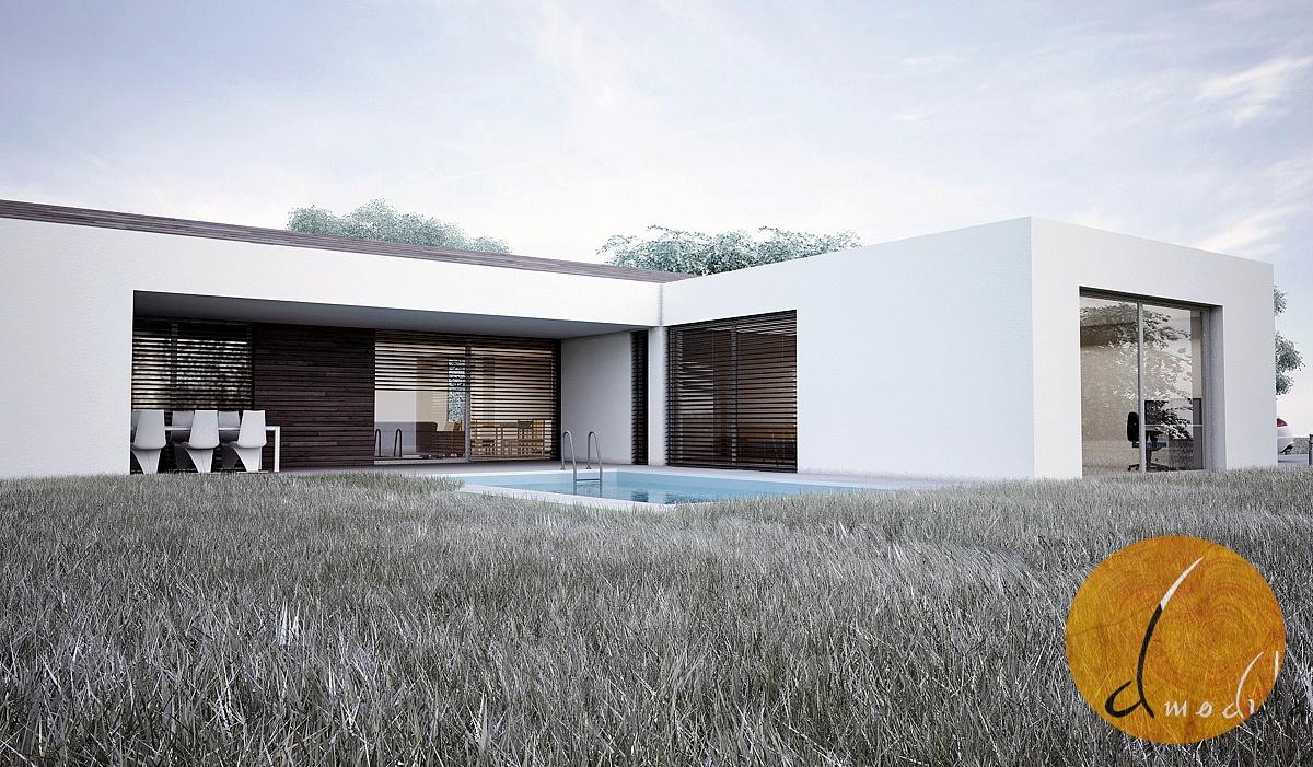 Casas modulares Madrid