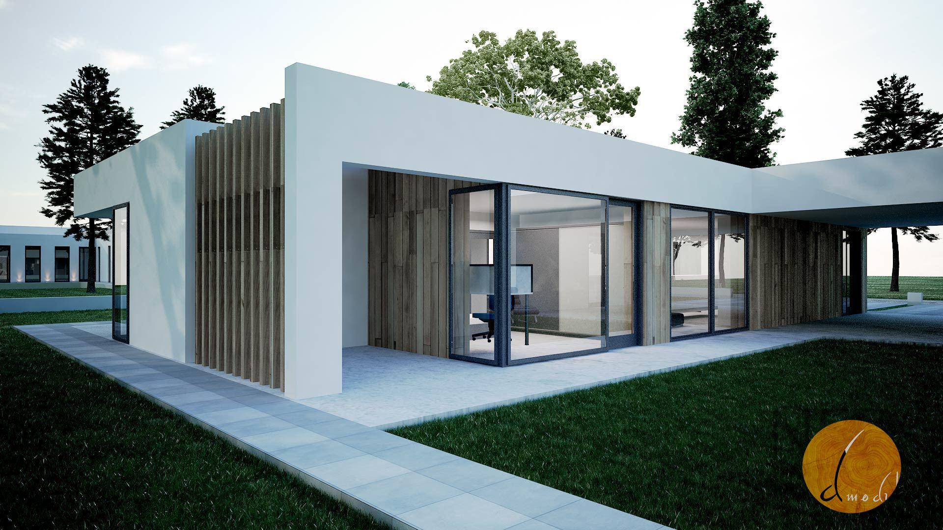 Casas modulares Santander
