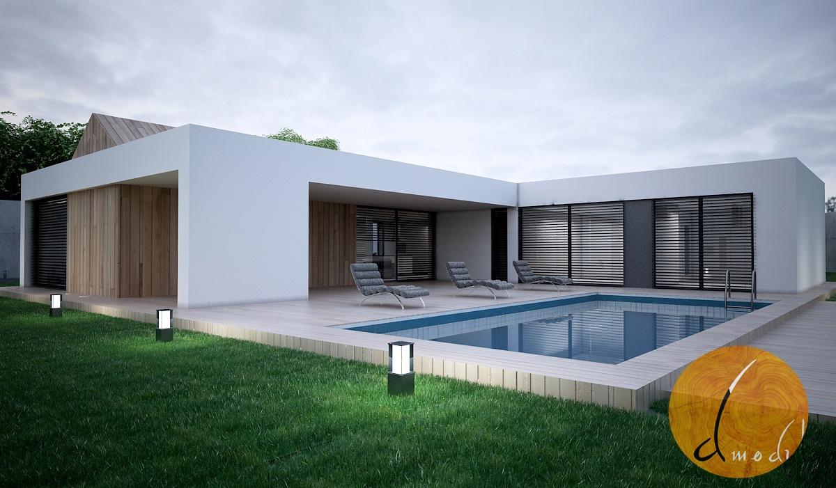Casas modulares Vitoria